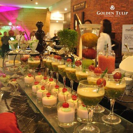 Branche Restaurant, Bar & Lounge : Buffet Ramadhan 2018 - Kurma & Pudding