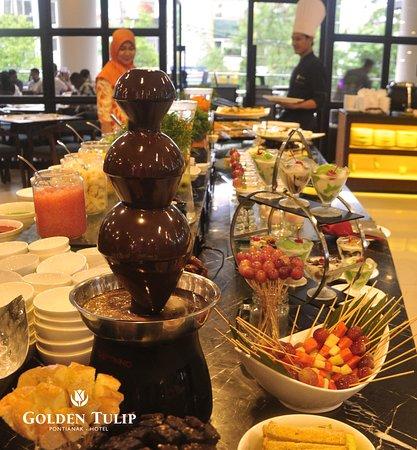 Branche Restaurant, Bar & Lounge : Buffet Ramadhan 2018