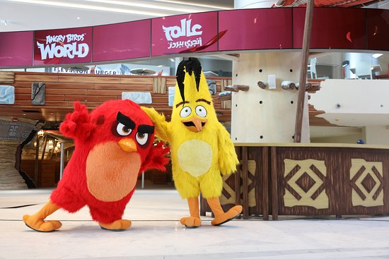 Angry Birds World
