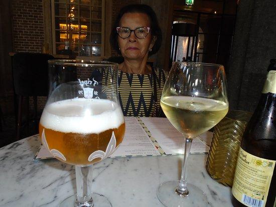Waag: de drankjes