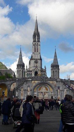 露德圣母朝圣地照片