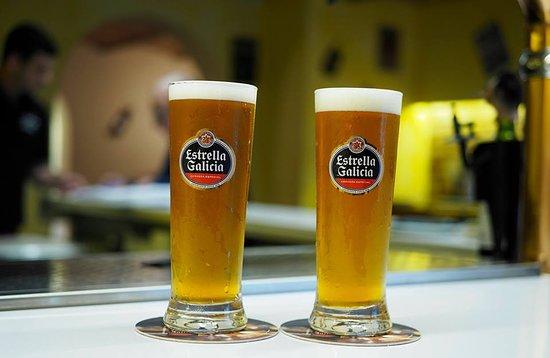 cañas de mondoré coure (nuestra cerveza artesana)