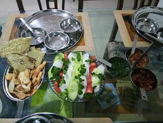 Sharmila's Kitchen: Dinner
