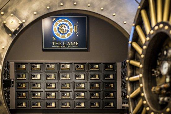The Game : 750m2 d'Escape Game en plein coeur de Paris !