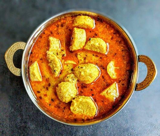 Sharmila's Kitchen: Gatte ki Sabji