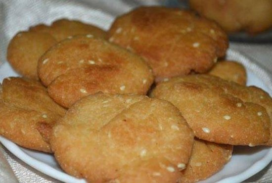 Sharmila's Kitchen: Mithi Pudi