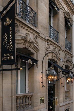 Chambre Moderne Et Romantique Avis De Voyageurs Sur Hotel La Villa