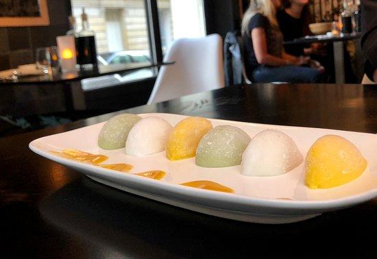 Ponzu: Japanese dessert