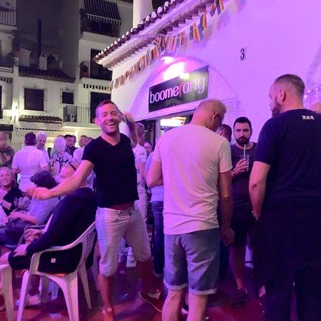 Boomerang Torremolinos : Gay Pride 2018