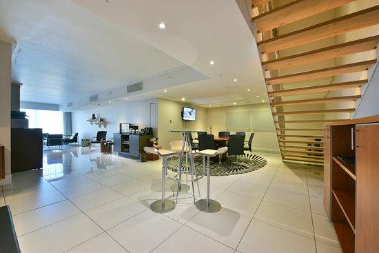 Radisson Blu Gautrain Hotel: Radisson Blu Gautrain - Executive Lounge