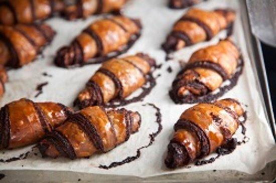 Lehamim Bakery- Ibn Gvirol: the famous rogelach