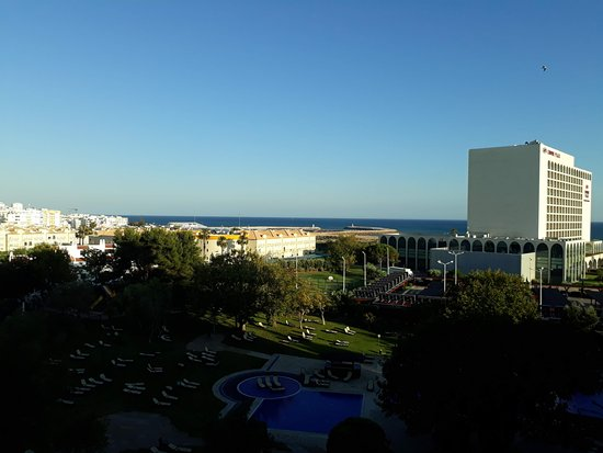 Dom Pedro Vilamoura: Most rooms have a sea view