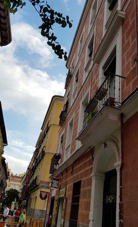Calle de Hortaleza照片
