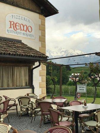 Ristorante Pizzeria Remo: Aussenansicht