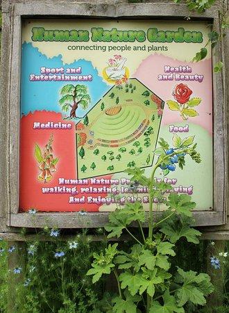 Horsham Park: Human Nature Garden