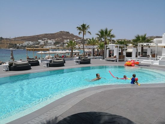Fotografia de Mykonos Blanc Hotel