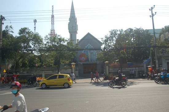Bac Thanh Church: Дева Мария