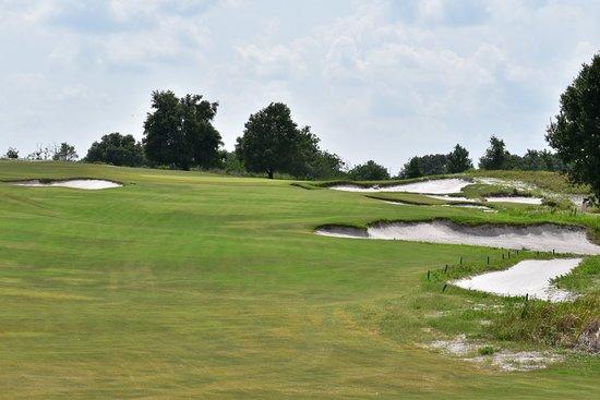 Fort Meade, FL: Black course