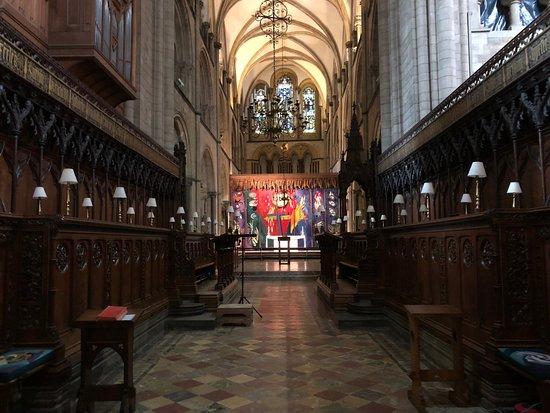 Chichester Cathedral照片