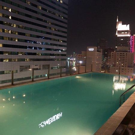 Bay Hotel Ho Chi Minh ภาพถ่าย