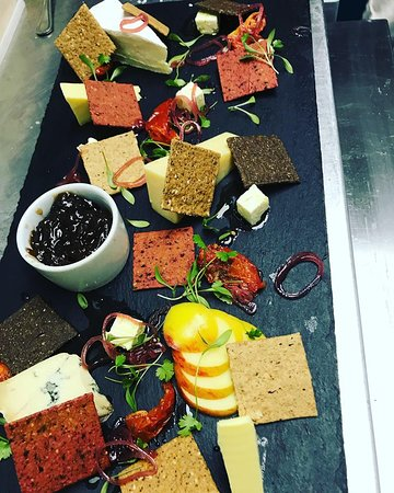 The Preston Gate Inn: Cheeseboard
