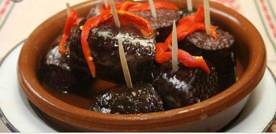 Restaurante Bar Flores : Cocina tipica y mediterranea