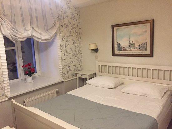 Kuptsov Dom Hotel: номер небольшой, но очень уютный!