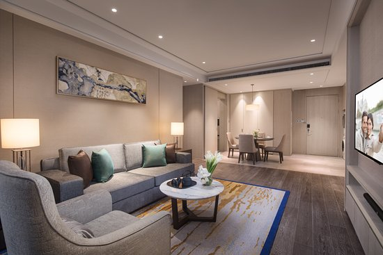 Ascott Harmony City Nantong: 3 Bedroom Executive Living Room