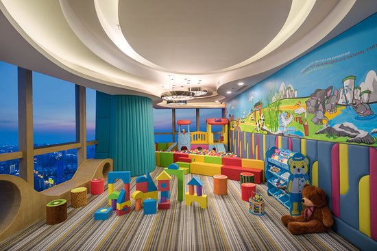 Ascott Harmony City Nantong: Children's Playroom