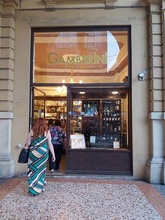 Cafe Pasticceria Gamberini: storico