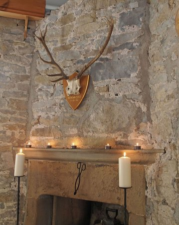 The Coolstone: The Stables Fireplace