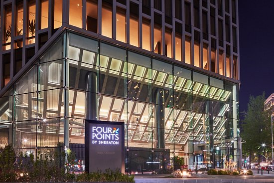 Four Points by Sheraton Seoul, Gangnam