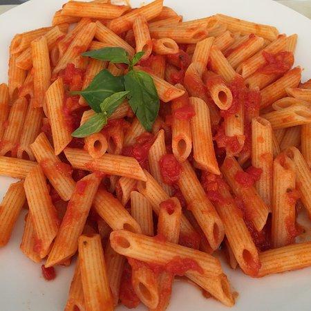 Il Giglio : Spaghettis au pesto