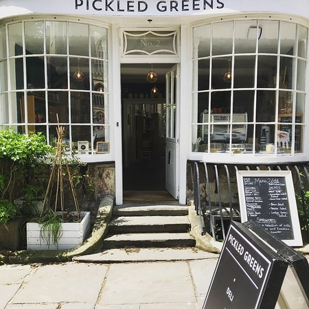 Pickled Greens: Beautiful Georgian facade
