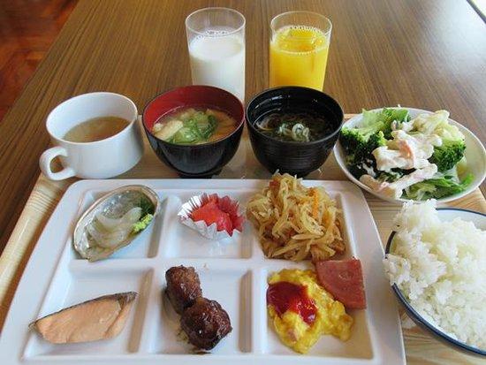 Kamaishi Terrace: お料理