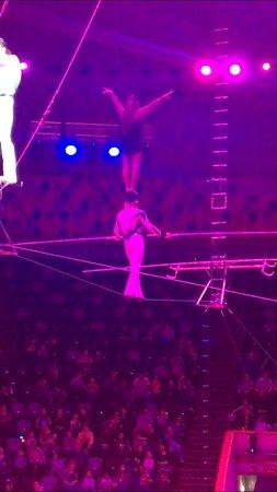 Kazan Circus: На канатах