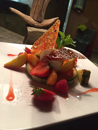 Poggio-Mezzana, Francia: Fruits frais