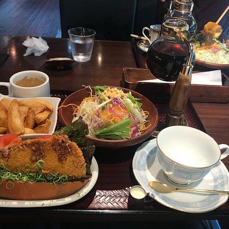 Wa No Ka Coffee: 和の香珈琲