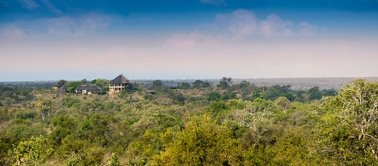 Klaserie Private Game Reserve, Jihoafrická republika: View of the lodge