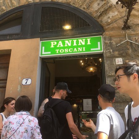 Panini Toscani ภาพถ่าย