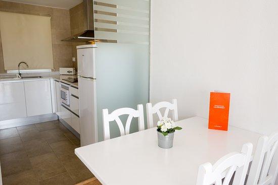 Los Naranjos Apartamentos: COMEDOR / COCINA / DINING ROOM / KITCHEN