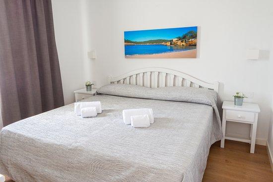 Los Naranjos Apartamentos: DORMITORIO / BEDROOM