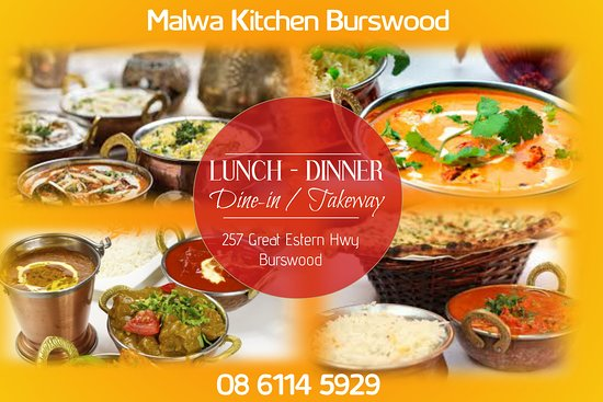 Malwa Kitchen Indian Restaurant: All type of North Indian food