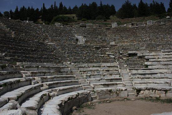 Ancient City of Ephesus: The theater