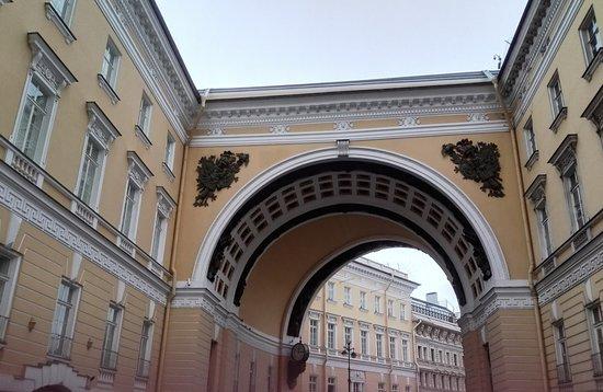Palace Square: Дворцовая площадь