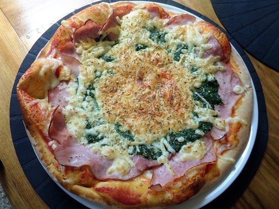 Papa-Pizza Pizzeria: Nr. 24 PAPAJA