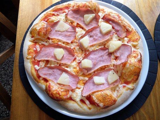 Papa-Pizza Pizzeria: Nr. 11 HAWAJSKA
