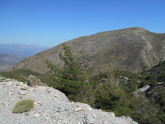 Ierapetra, Grecia: attention ravin!