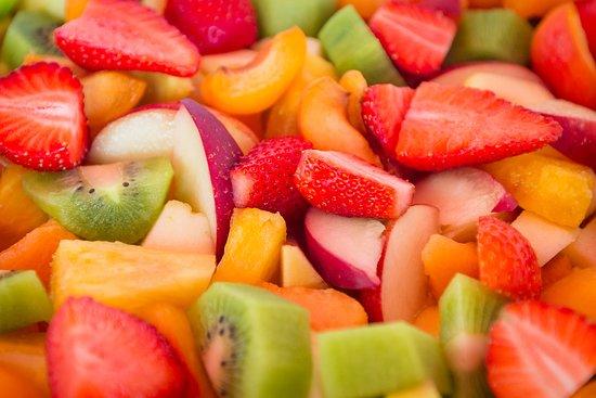 Agorá Park Hotel: Frutta