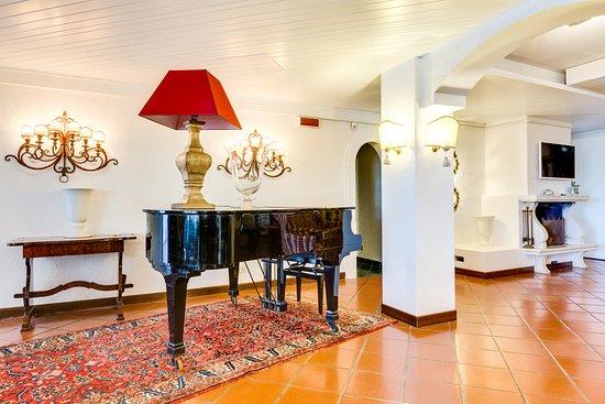Agorá Park Hotel: Hall